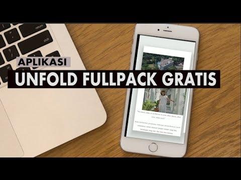 Full Download] Gratis Cara Dapetin Apk Unfold Premium