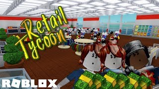 Roblox - Retail Tycoon Update