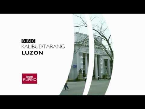 BBC Kalibudtarang Luzon (BBC regional news mock)
