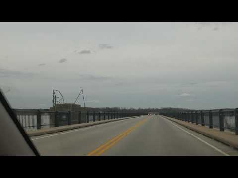 Buggs Island Lake Bridge, Clarksville, Virginia (Eastbound)