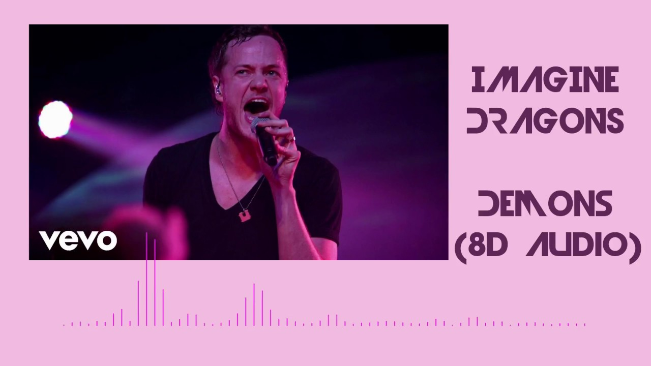 Demons - Imagine Dragons | 8D Audio ( Concert Version ) || Dawn of Music ||