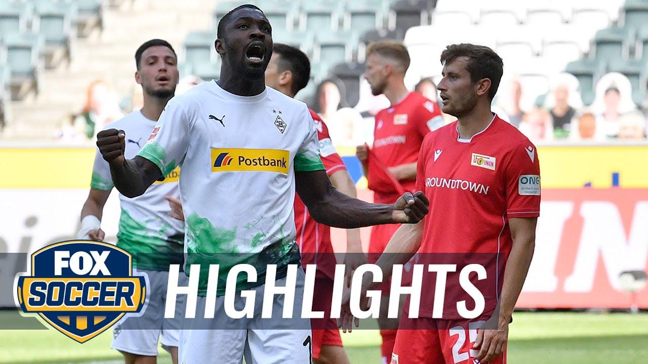 Borussia M'gladbach 4 - 1 Union Berlin