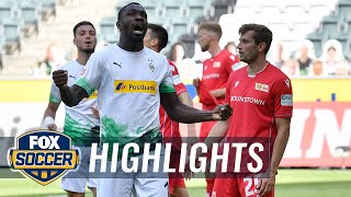Marcus Thuram, Mönchengladbach Crush Union Berlin 4-1 | 2020 Bundesliga Highlights