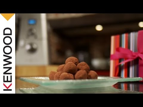 Chocolate Truffle Recipe For Your Kenwood Cooking Chef