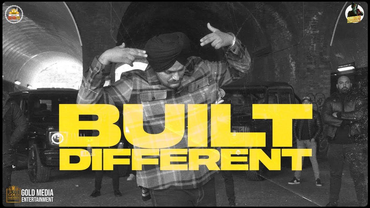 BUILT DIFFERENT LYRICS – SIDHU MOOSE WALA | Best NxtLyrics -2021