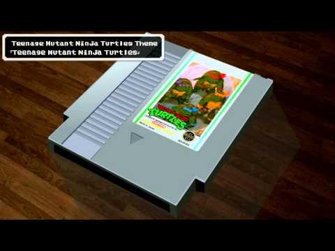 Teenage Mutant Ninja Turtles Theme/Teenage Mutant Ninja Turtles 8bit