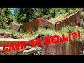 ABANDONED BUILDING - CAVE TO HELL - COLORADO SPRINGS URBAN EXPLORING