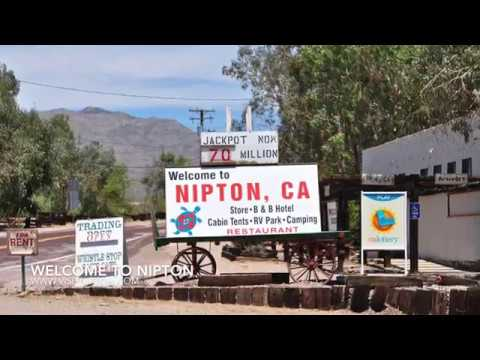 Nipton California - Welcome To Our Town
