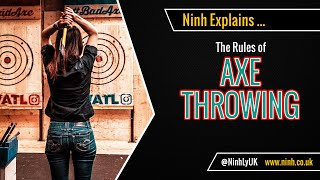 The Rules of Axe Throwing (WATL) - EXPLAINED!