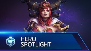 Alexstrasza Spotlight – Heroes of the Storm
