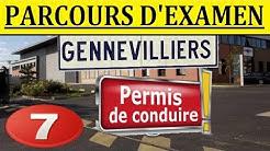 PARCOURS EXAMEN GENNEVILLIERS  #7 (ÉLÈVE EN DIFFICULTÉ!)