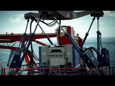 Service operation vessel für Wind Power