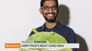 Who Is Larry Page's Right Hand Man at Google?