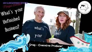 Co-Executive Producer Greg Feldman