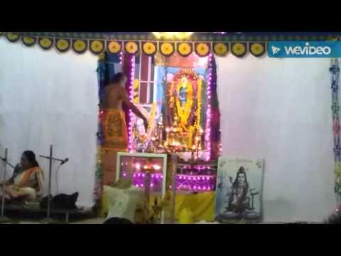 Chittoor Mahadevan Temple Saptaham 2016
