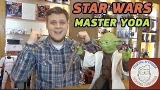 Робот Мастер Йода - Star Wars - Yoda - Звездные Войны Йода - Spin Master(Звездные Войны Йода - Spin Master Star Wars Yoda Купить игрушку по вселенной