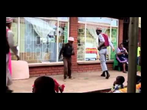 south africa dance to Modimba By Macore