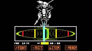 Undertale - Undyne The Undying Boss Fight