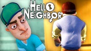 LA VERSION FINALE DU JEU (Hello Neighbor - Acte 1)