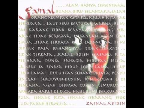Zainal Abidin - Pantun