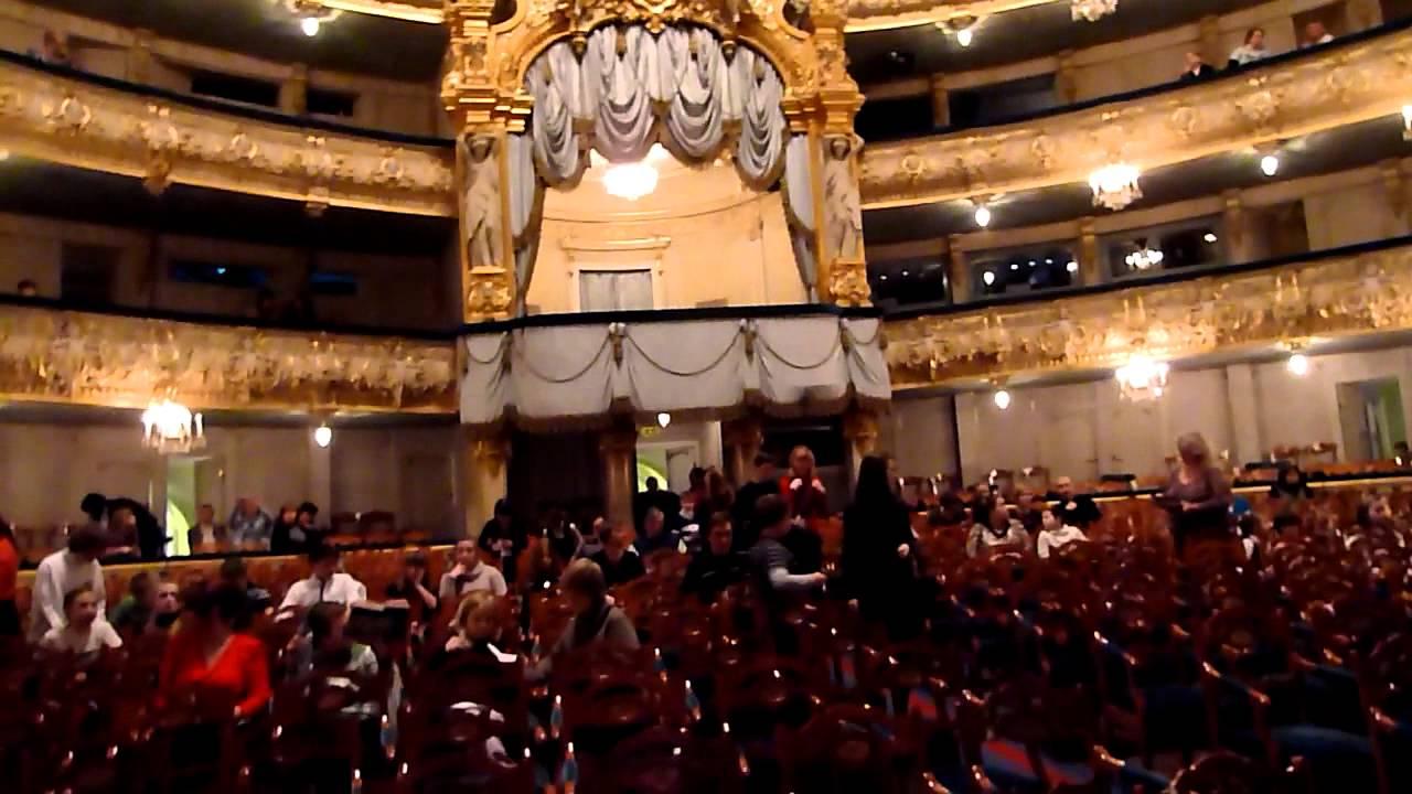 Vídeo del Teatro Mariinsky, San Petersburgo - YouTube
