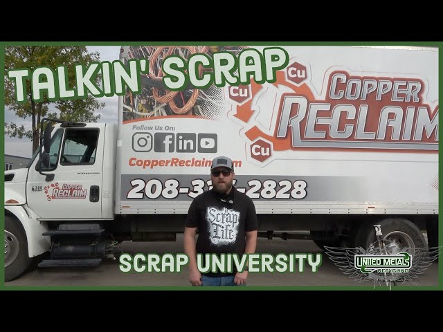 Scrap University / Talkin' Scrap with Nick Snyder