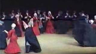 Gos Ensemble-Abkhaz folk song and dance