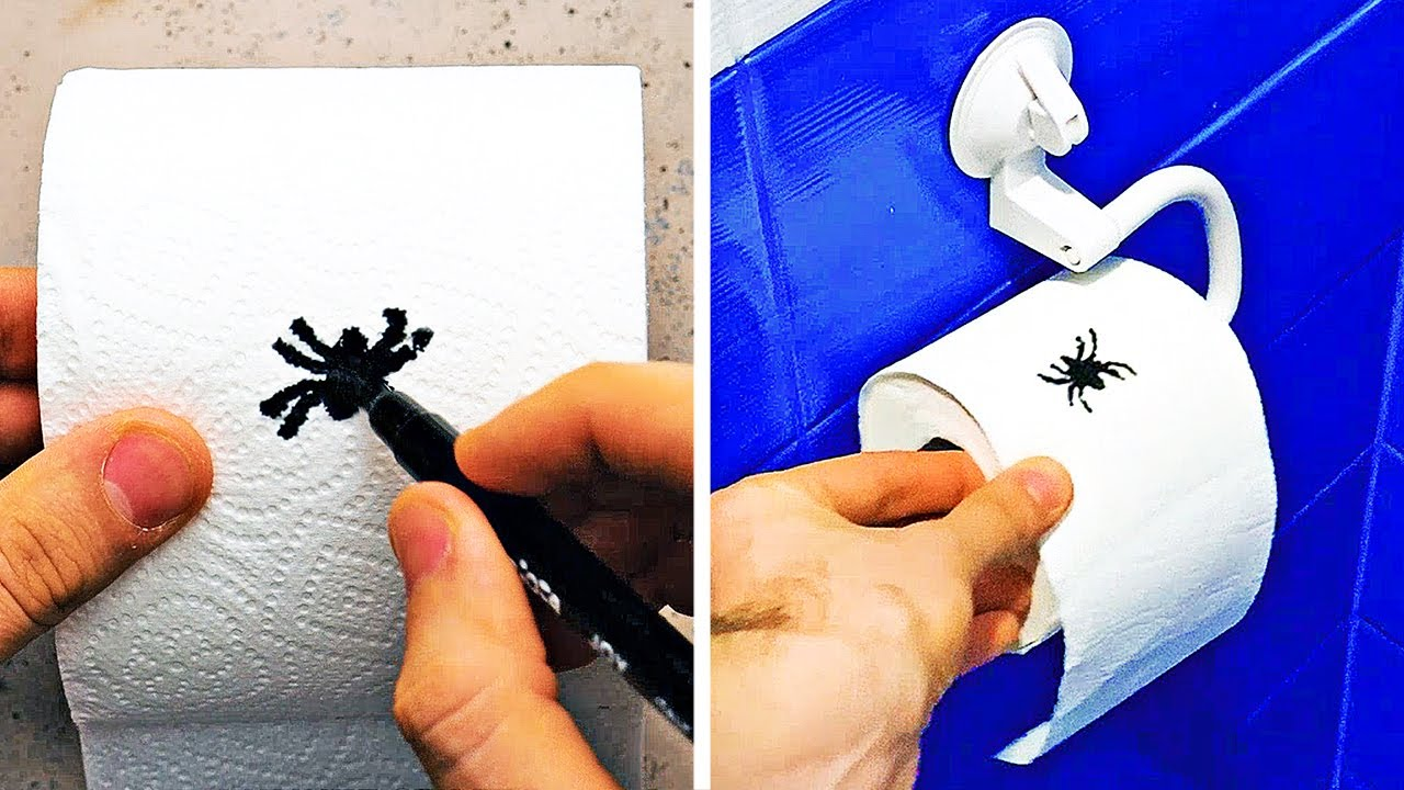 27 FUNNY DIY IDEAS FOR YOUR PRANKS