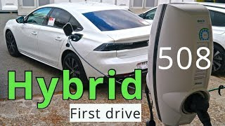 2019 Peugeot 508 SW PHEV, first drive