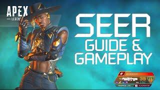 Apex Legends Season 10 - Quickstart Guide. Seer, Rampage LMG GAMEPLAY \u0026 More