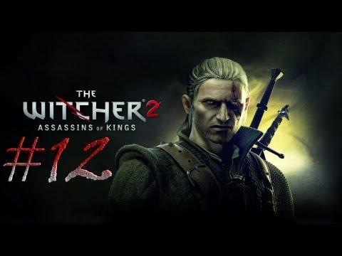 Смотреть прохождение игры Ведьмак 2. Серия 12 - Роза памяти.