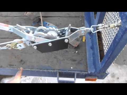 u haul tow dolly hook up