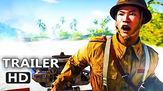 """PS4 - Battlefield V """"War in the Pacific"""" Trailer (2019)"""