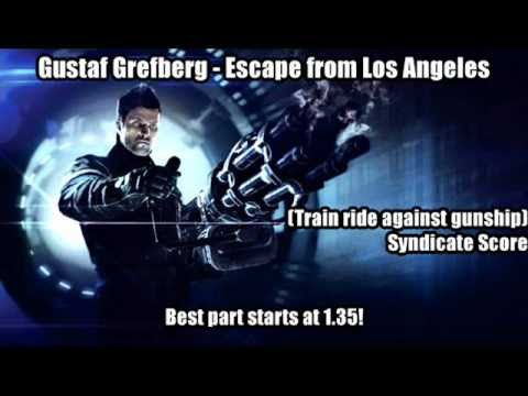 Gustaf Grefberg - Escape From Los Angeles (Syndicate OST)