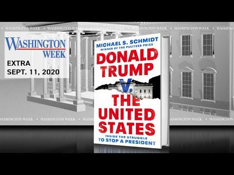 "The Washington Week Bookshelf: ""Donald Trump v. The United States"" by Michael Schmidt"