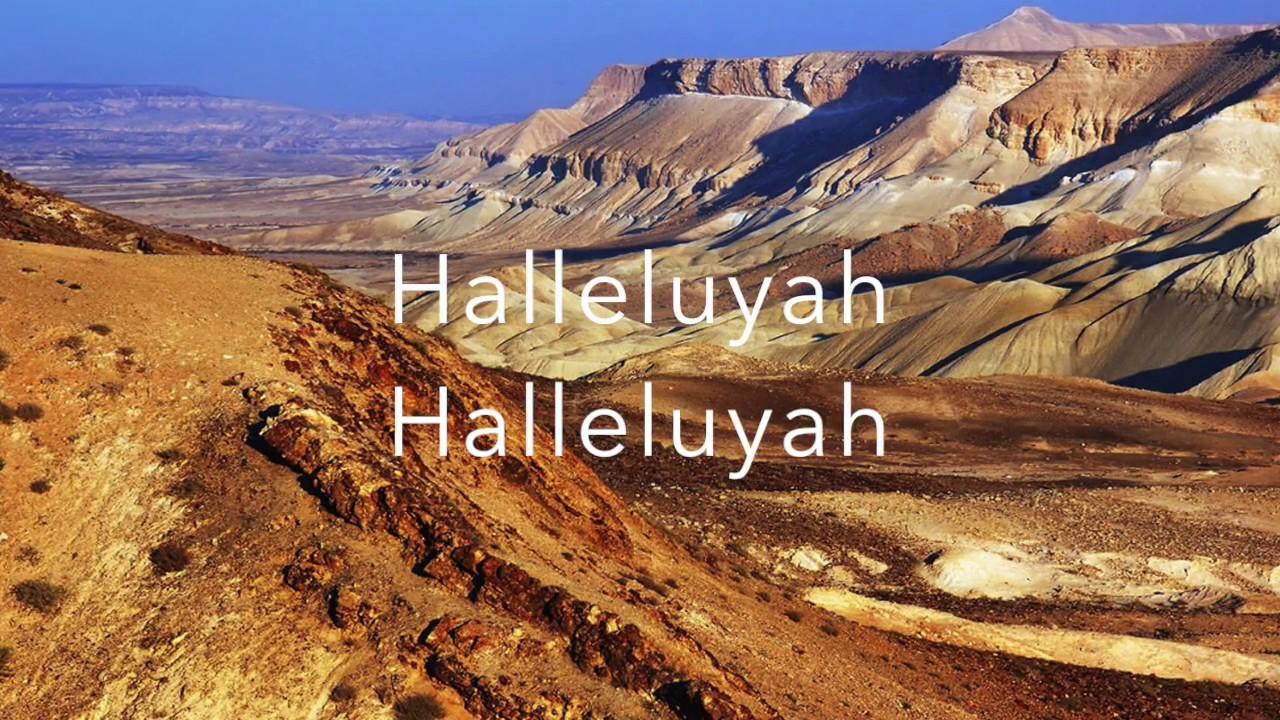 Download Halleluyah | Exodus Road Band
