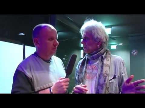 CD Präsentation Lichtwärts mit Ulli Beär im Interview