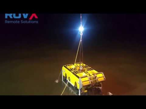ROVX Ltd   - Workclass ROV recovery with VideoRay