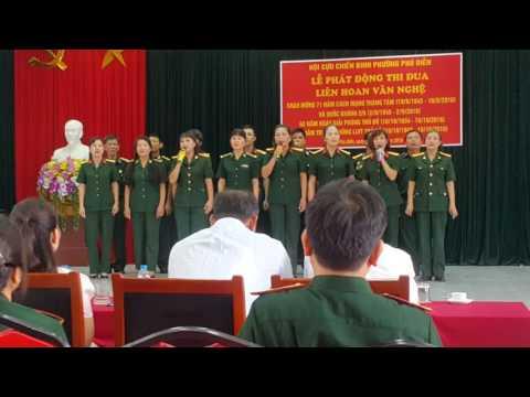 Hanh khuc hoi cuu chien binh Viet Nam Quang Hung