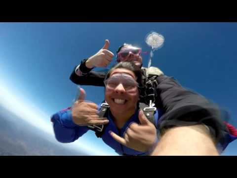 Tom Lopez Tandem Skydiving At Skydive Elsinore from YouTube · Duration:  5 minutes 23 seconds