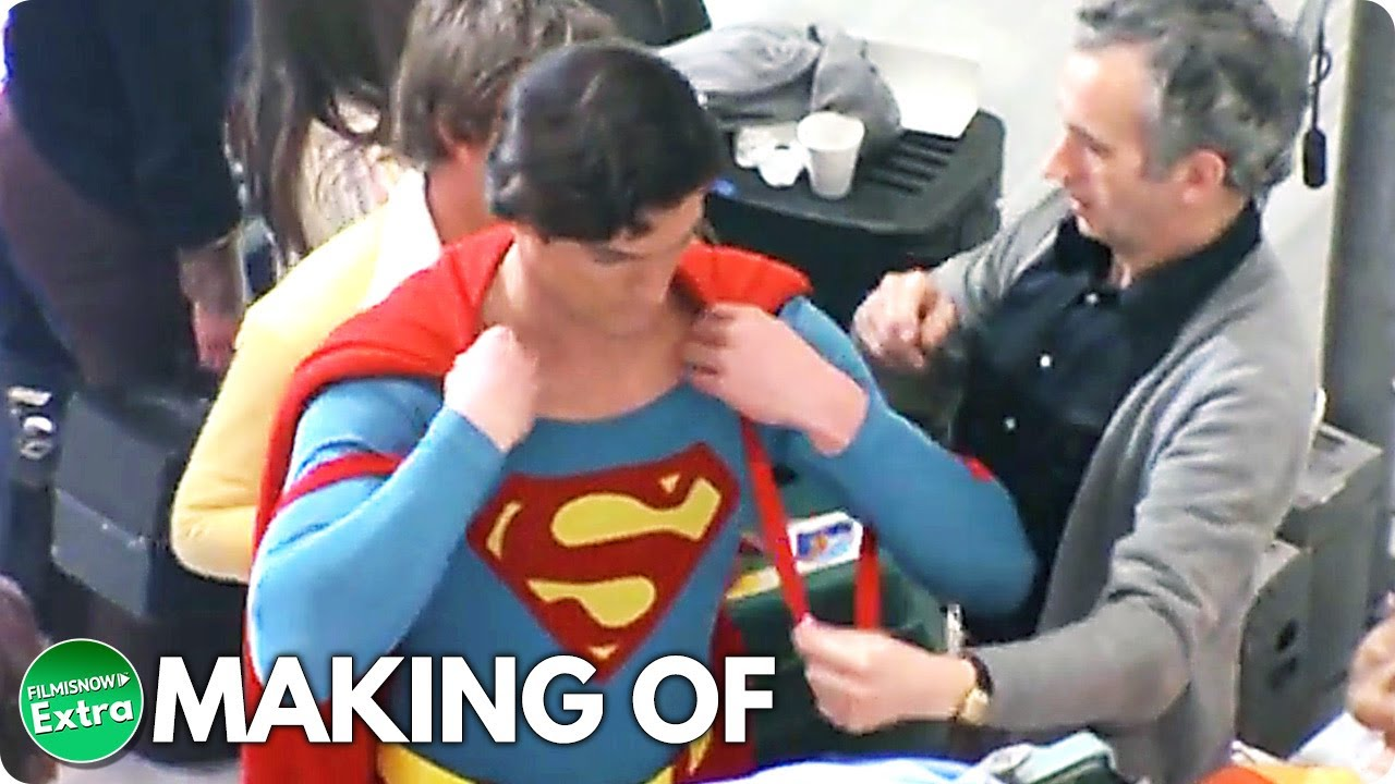 Download SUPERMAN (1978) | Behind the Scenes of DC Classic Movie (Part1)