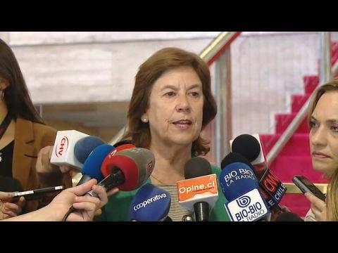 """Mariana Aylwin: """"Ya sé que soy inadmisible en Cuba pero lo que es inadmisible es la dictadura"""""""