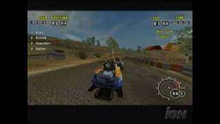 ATV Offroad Fury 4 PlayStation 2 Interview - Video Interview
