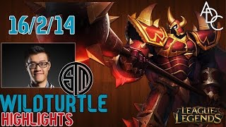 TSM WildTurtle - Mordekaiser AD Carry Highlights - League of Legends #3
