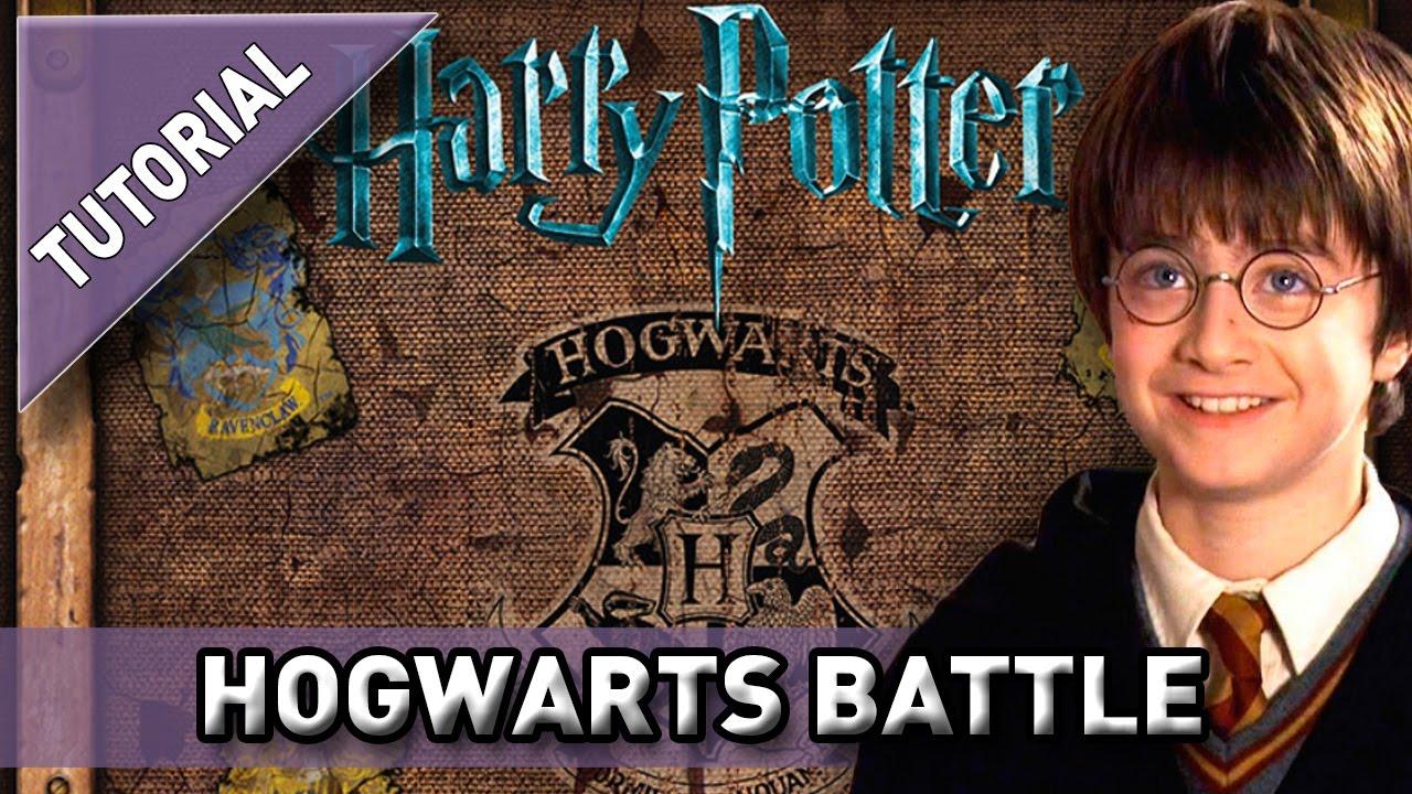Hogwarts Battle Harry Potter Juego De Mesa Como Jugar Resena