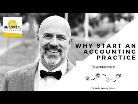 Why Start an Accounting Practice