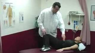 Lumbar Lateral Flexion