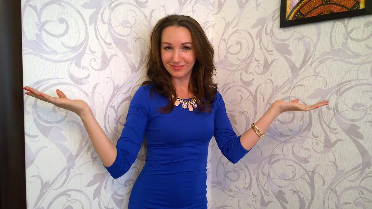 Вязание с Аленой Никифоровой. Белое платье с цветами. Начало 1-й .