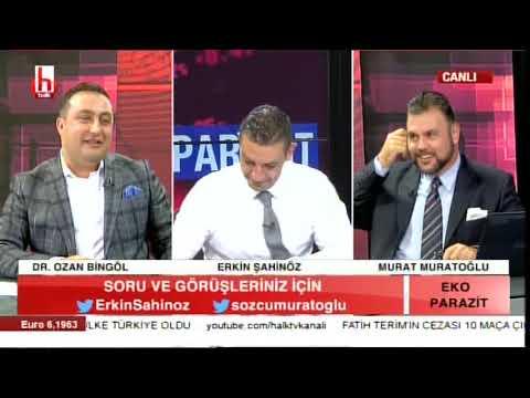 Vergi Cenneti Türkiye/ Murat Muratoğlu  Erkin Şahinöz / Eko Parazit /1.Bölüm - 13.11.2018