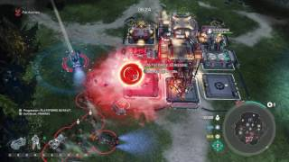Halo Wars 2 [FR]  1vs1 attaque stratégique PARIAS